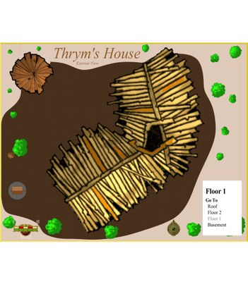 Giants of the Ettenmoors & Beyond Map 4a   Thrym's House exterior
