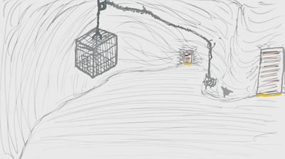 goblin cage cavern with giant door20150715b
