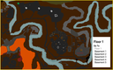 Goblin town dungeons Floor 1 Overview Map cropped 3600x2264 labelled 20150715a