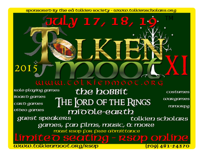 TolkienMoot XI 2015 Flyer 20150703b page001