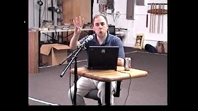 1 MerpCon 2 Tolkien Moot 2006 Michael Martinez vid screen cap 1