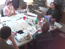 merpcon table 1 monday 1