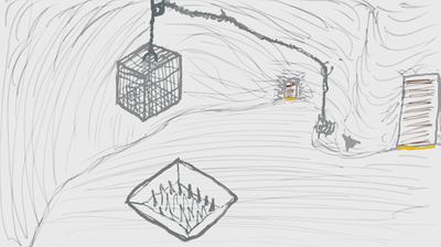 goblin cage cavern with giant door20150715c