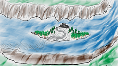 Thistlebaroi keep exterior sketch 20150714b