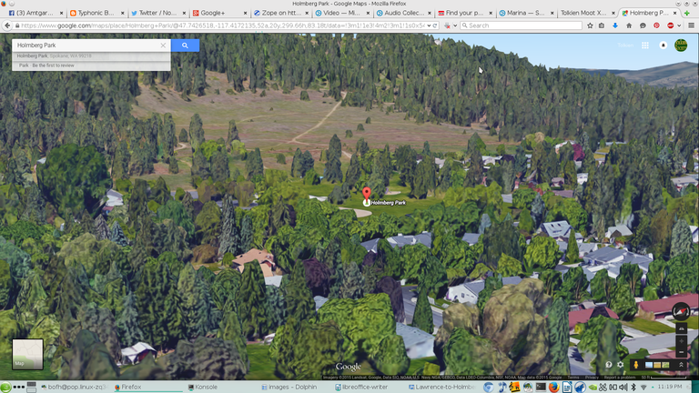 3d View Holmberg