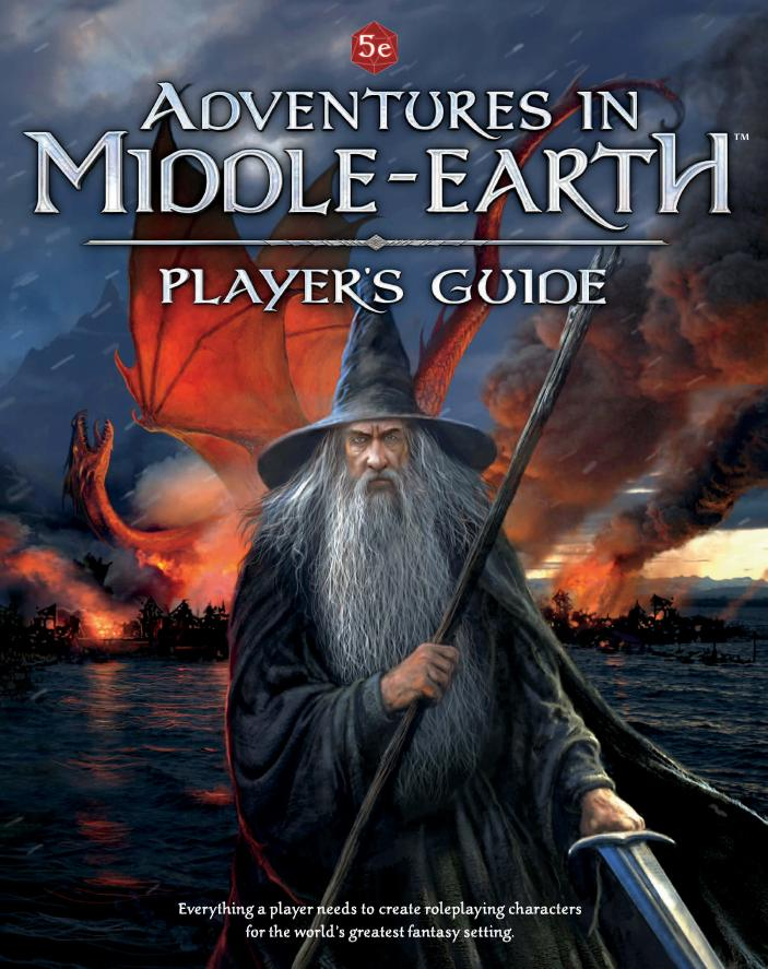 Adventures in Middle-earth D&D 5e Tolkien-based Gaming