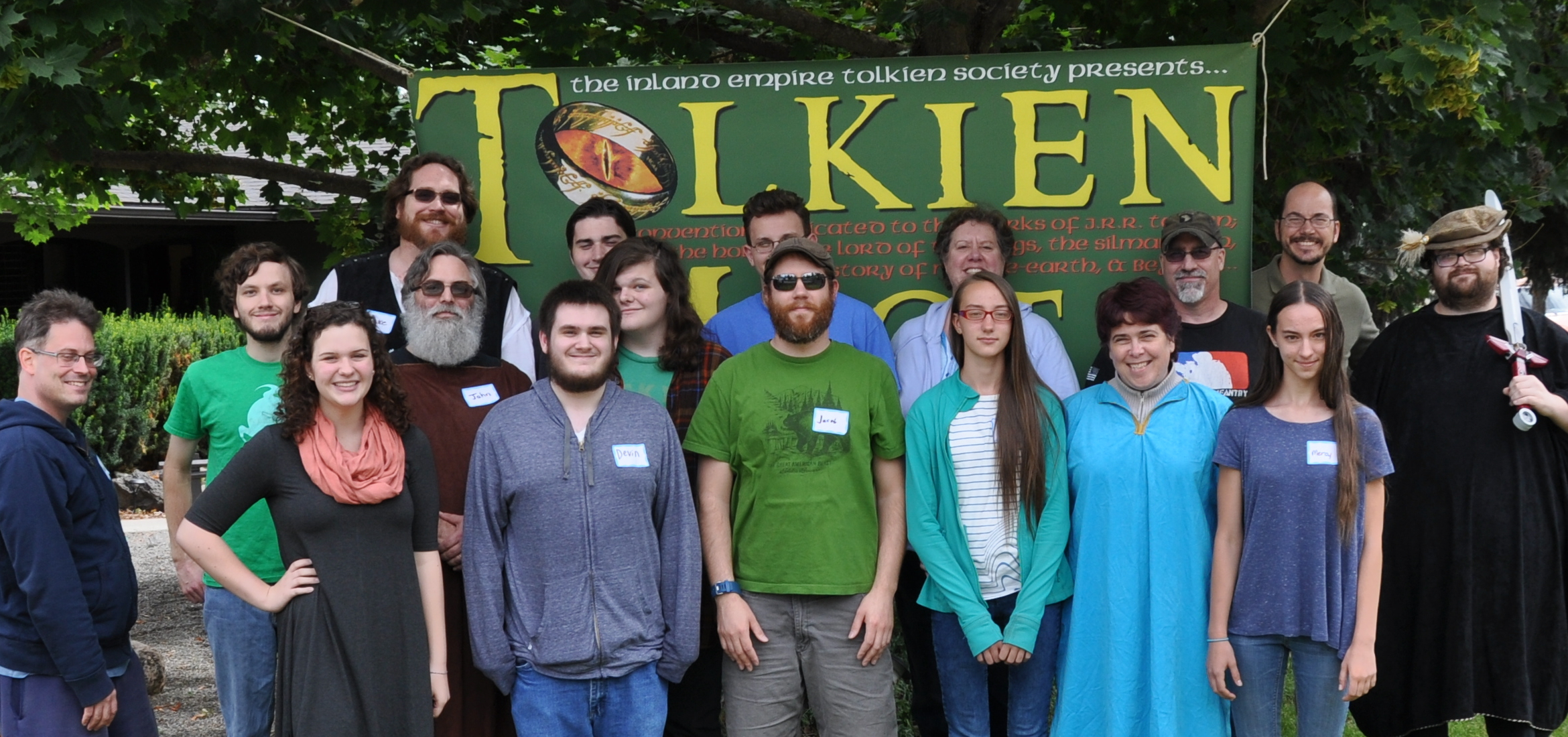 5 Days To TolkienMoot XIII. RSVP Today!