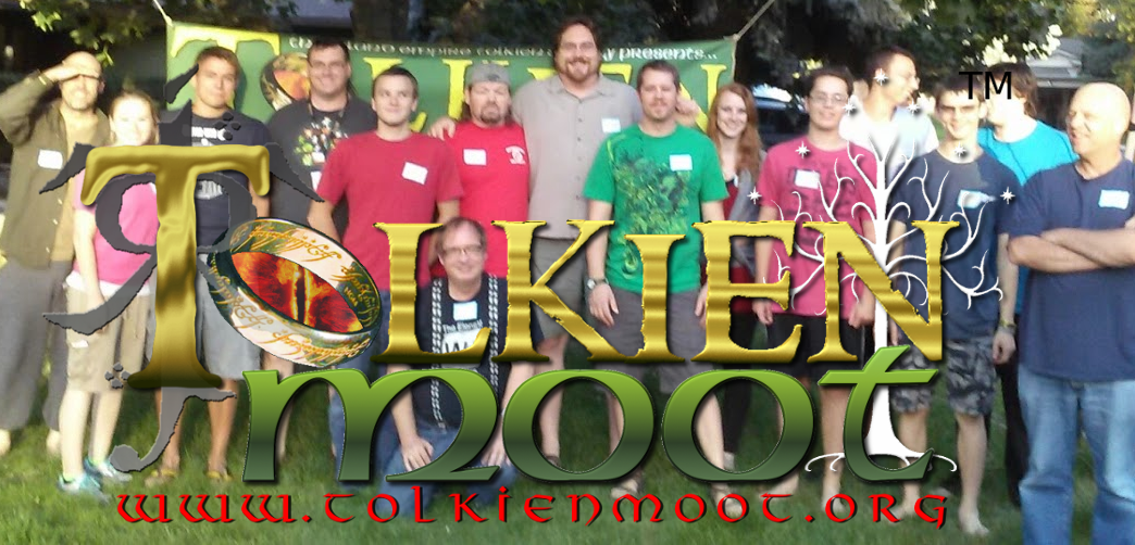 Remember: Tolkien Moot takes place on the 3rd Weekend of July Each Year
